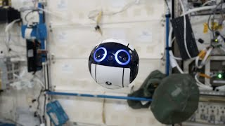 Japan releases video from cute new space drone