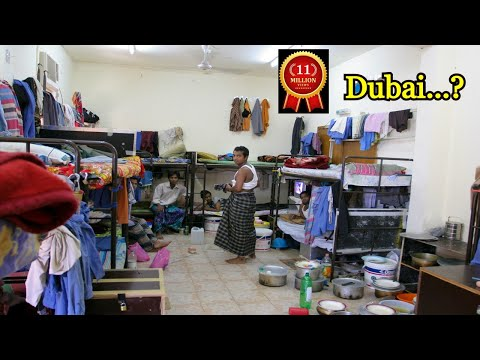 Job in Dubai 64, lifestyle of labours in Dubai
