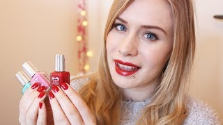 One of Lex Croucher's most viewed videos: What Your Nail Varnish Says About You!