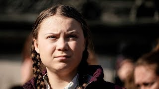 Climate activist Greta Thunberg speaks after student climate protest in Antwerp - watch live