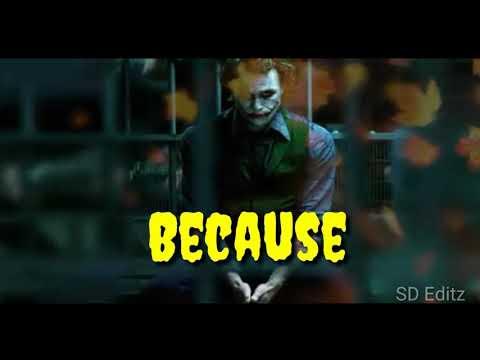 Joker Status For Revenge