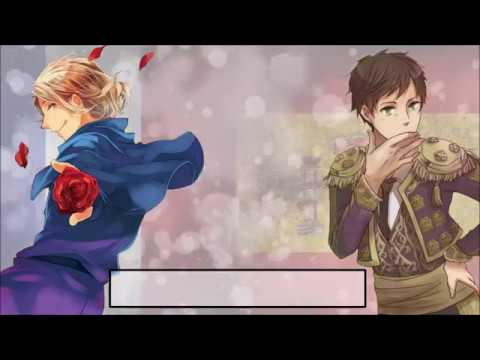 ~Nightcore - Adiós [switching vocals + Lyrics]~