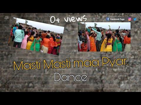 O Nani Raju Bhai Ki Dukan Par Dance   Madiya Jamode   Masti Masti Ma Pyar Hoyjo   Sanjay Kirade