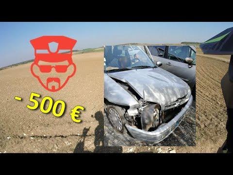 Accident : j † ai perdu plus de 500 à cause d † un gendarme !