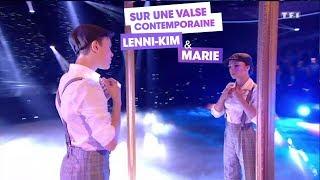 DALS S08 - Une valse contemporaine pour Lenni-Kim et Marie Denigot sur