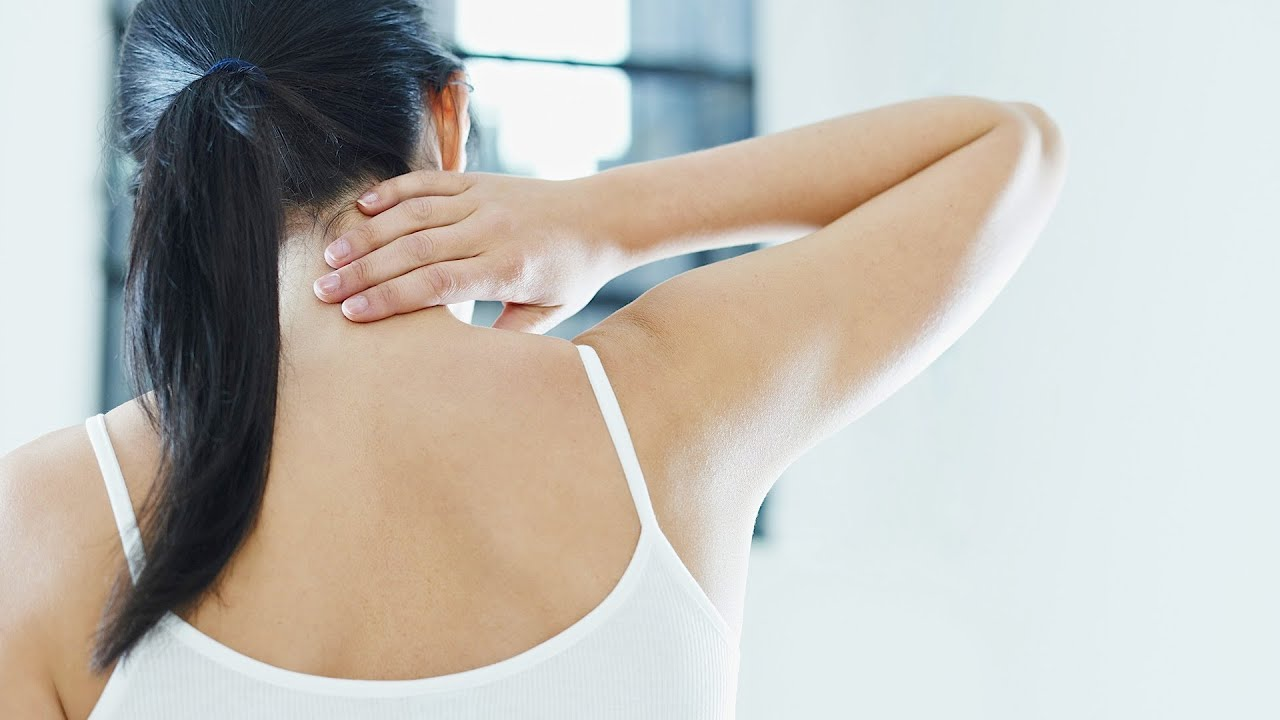 Conservative Neck Pain Treatment