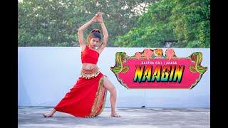 Naagin - Vayu, Aastha Gill, Akasa, Puri | नागिन गिन गिन  | Prantika Adhikary |