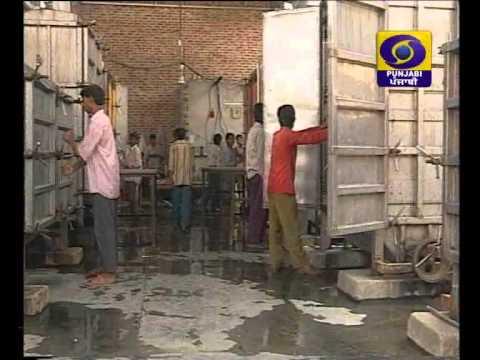 Documentary  on Hosiery Industry (DD Punjabi)