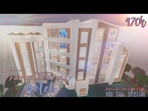 bloxburg- -transitional-hotel-speedbuild-(anix-inspired)- -arizen