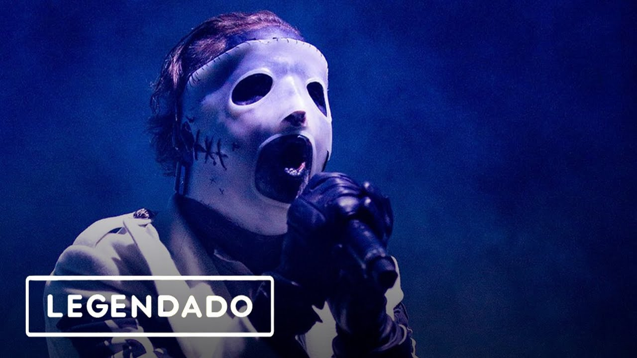 Halloween 2020 Legendado Slipknot   Unsainted (LIVE 2020)   [LEGENDADO PT BR]   YouTube