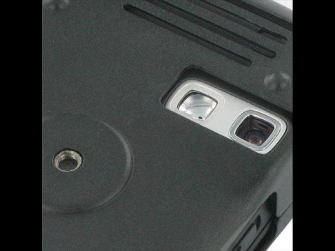 PDair Aluminum Metal Case for HTC P4350/HTC Herald (Black)