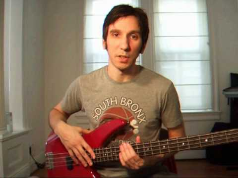Come Together by The Beatles - How to play bass