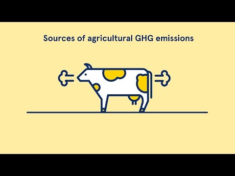 EU Agricultural Emissions: On The Table