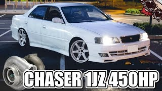 🐒 1JZ TOYOTA CHASER JZX100 450HP EXHAUST SOUNDS