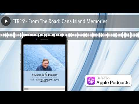 The road to cana