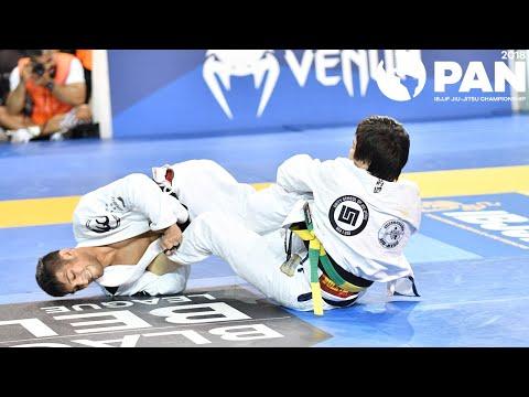 João Miyao vs Pablo Mantovani / Pan Championship 2018