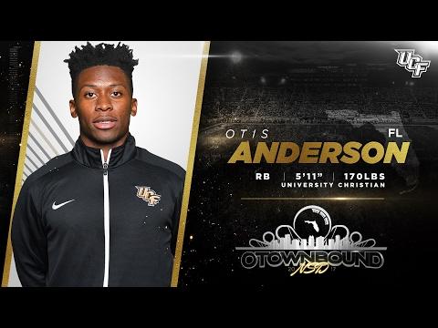 #OTownBound17 - UCF RB Otis Anderson