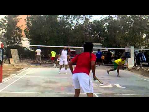 PBSI CUP 2012 MUHADDIAYAH 2/JEDDAH BOS RUSDI/JAMPANG SURADE Travel Video