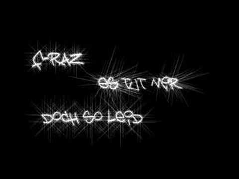 F-Raz [Special] Es tut mir doch so leid