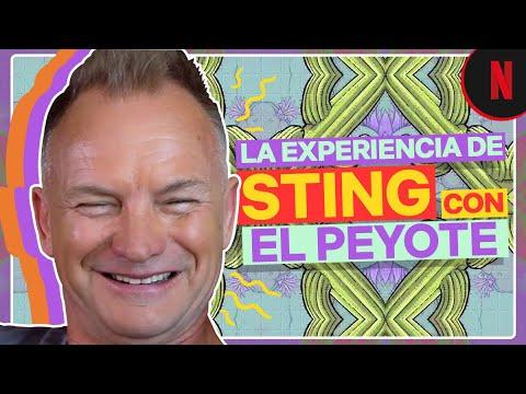 El viaje con peyote de Sting [Clip] | Buen viaje: aventuras psicodélicas