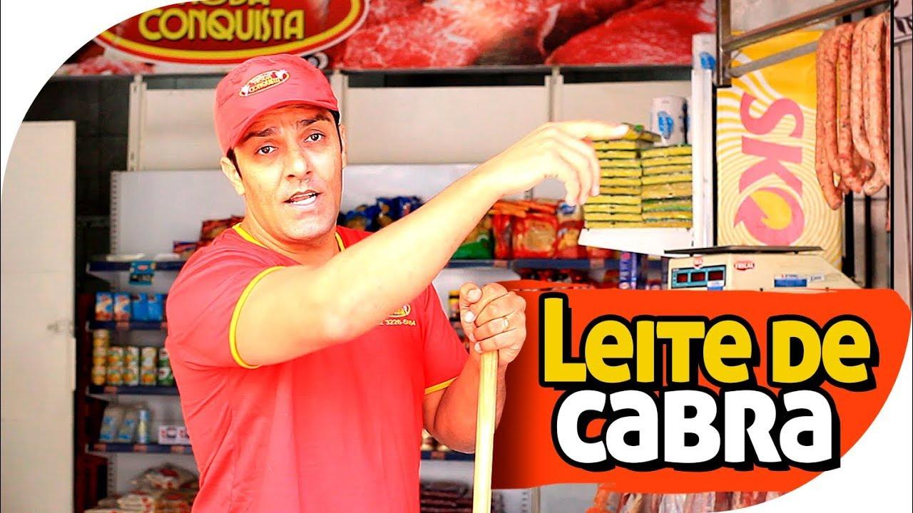 LEITE DE CABRA - PARAFUSO SOLTO