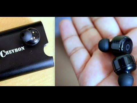 Chevron Thunder Bluetooth Earphones Review and Pairing! #009 2MT