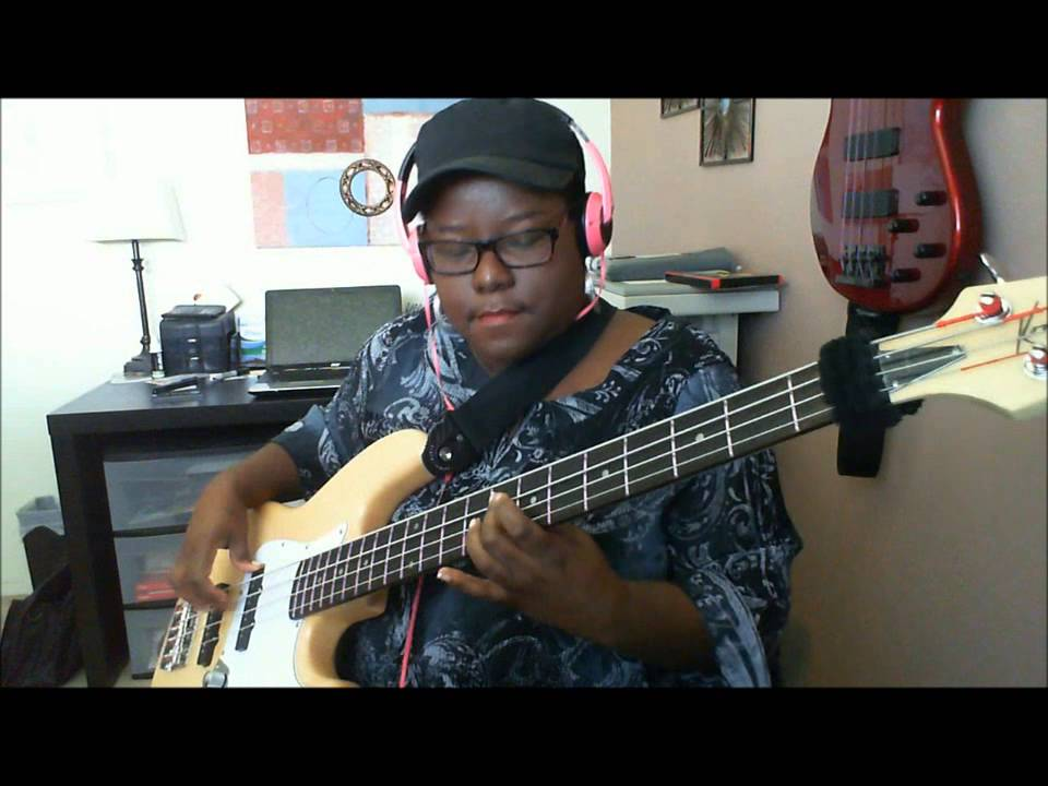 "DaBassLady Covers ""Ascension"" Maxwell - YouTube"