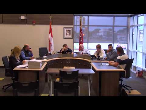 Town of Swan River Council Meeting - August 1, 2017