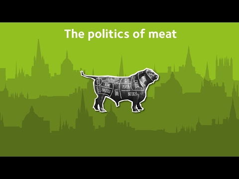 The politics of meat