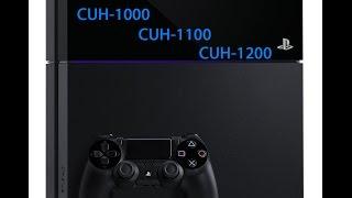 Обзор ревизий консолей PS4.