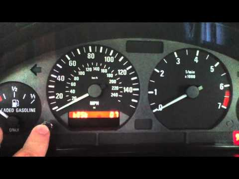 How To Clear Check Engine Light And Fault Codes Bmw Doovi