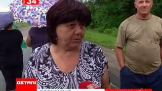 Женщины перекрыли Полтавскую трассу(, 2015-07-02T19:30:19.000Z)