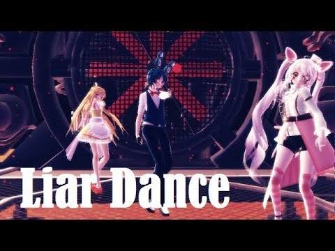 【MMD x FNAF】Liar Dance (Request For Luka v Miku)