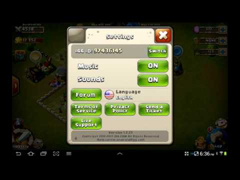 Castle Clash: How to link your accounts