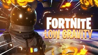 LOW GRAVITY MODE coming to Fortnite: Battle Royale