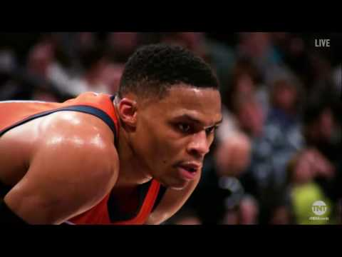 Russell Westbrook wins Game Winner of the Year Award | NBA on TNT