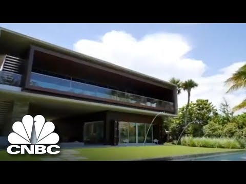 Take A Look Inside This $29.5 Million Miami Mansion | Secret Lives Of The Super Rich | CNBC Prime