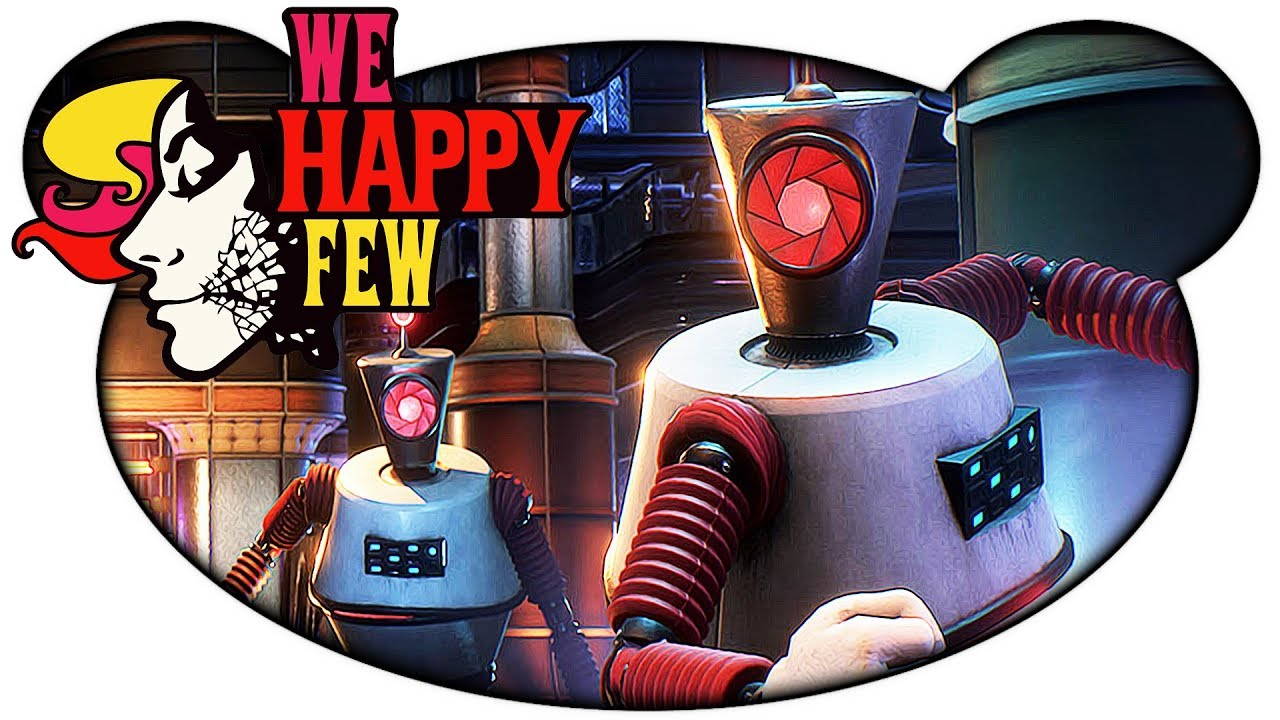 Image result for we happy few they came from below
