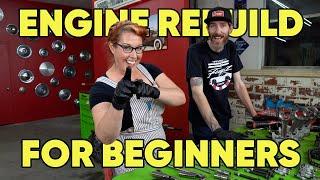 Engine Rebuild for Beginners, Pąrt 1   Extra Good