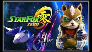 Asteroid Field - Star Fox Zero - OST