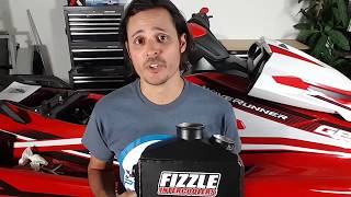 Installing a Fizzle Y1000 Intercooler Kit into the Yamaha GP1800 - Presented by PWC Muscle