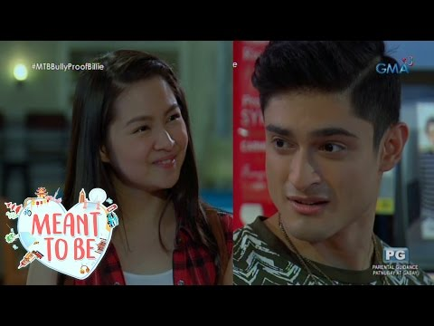 Meant to Be: Bully-proof si Billie