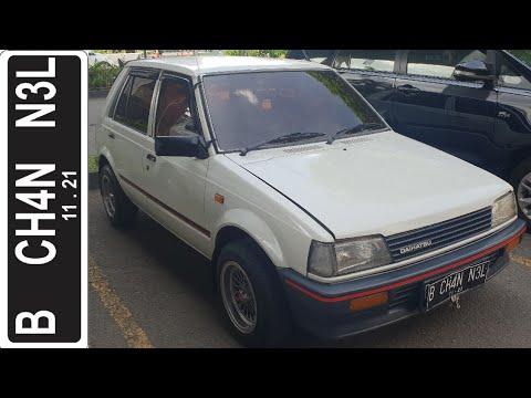 In Depth Tour Daihatsu Charade [G11] (1985) - Indonesia