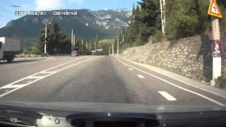 Simferopol-Yalta Симферополь-Ялта (Ласточкино гнездо)(, 2011-12-22T16:40:34.000Z)