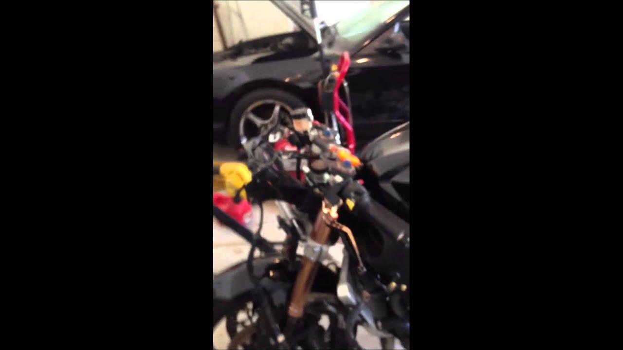 2001 Honda Shadow 750 Valve Adjustment Solution