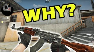 Why There Are So Many Assault Rifles In FPS Games