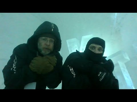 ICEHOTEL Q&A LIVE!!!
