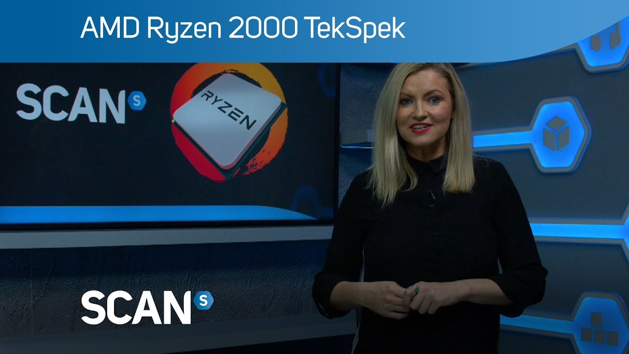 AMD Ryzen 2 2700X Review - TekSpek - all you NEED to know