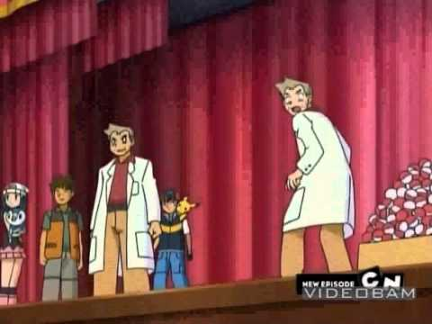 Who is the real Professor Oak and who's the fake?