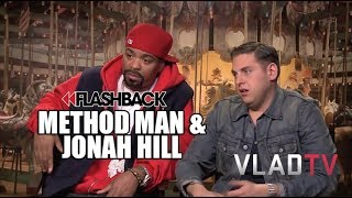 Method Man and Jonah Hill Reveal Their Top 5 Rappers (Flashback)